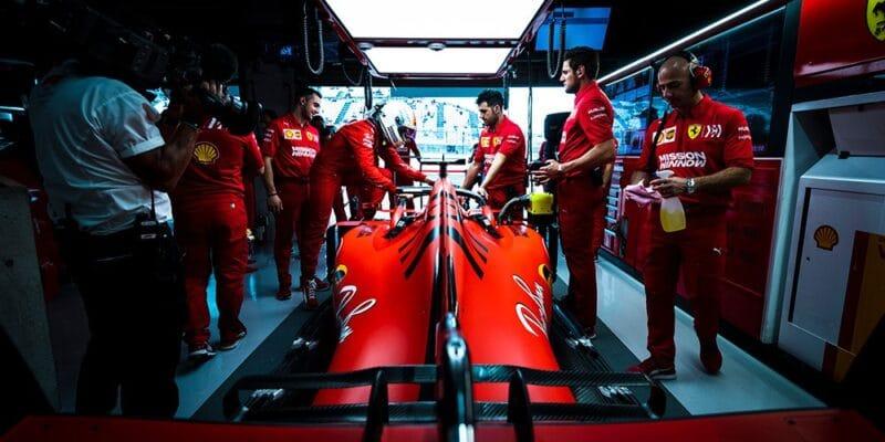 Ferrari by uvítalo vysvětlení FIA o motoru