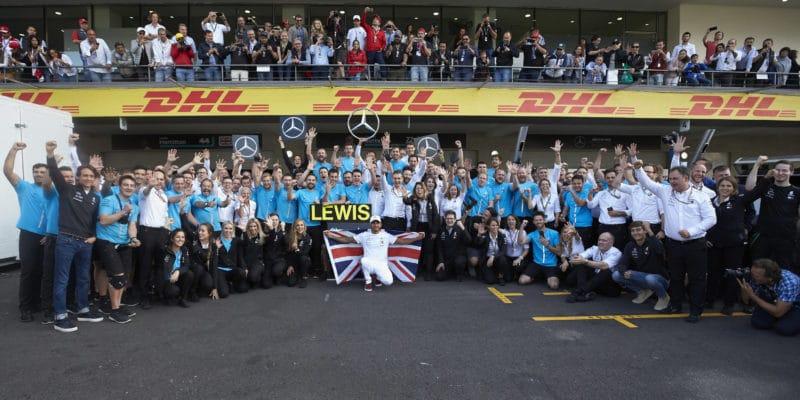 Hamiltonovo setrvání u týmu závisí na přítomnosti Wolffa