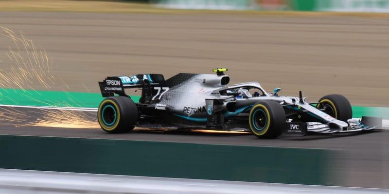Získal Bottas pole position? Ano, pokud sezruší kvalifikace