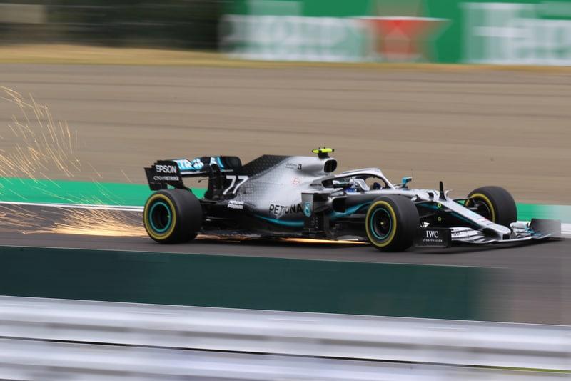 Získal Bottas pole position? Ano, pokud se zruší kvalifikace