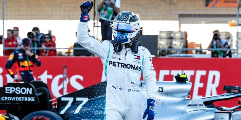 V USA Bottas vítězem, Hamilton pošesté šampionem