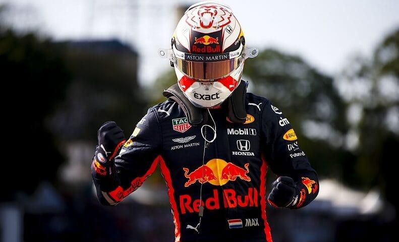 Brazilský masakr motorovou pilou! Verstappen první, Gasly druhý!