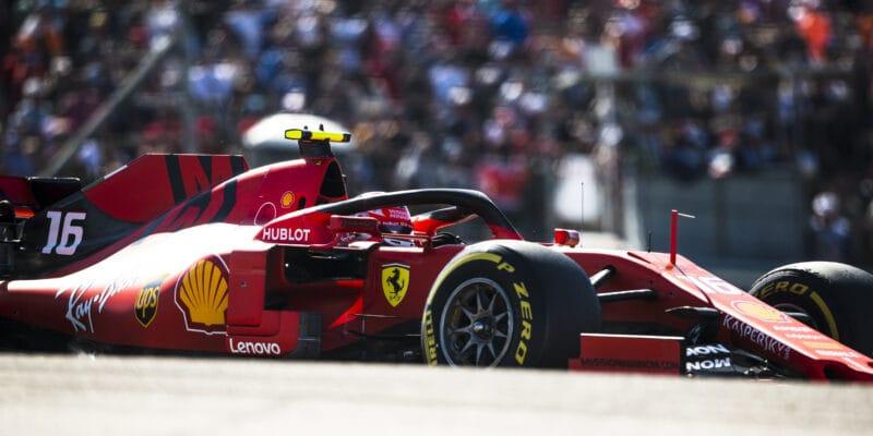 Leclerc dostane vBrazílii nový motor, bude penalizován