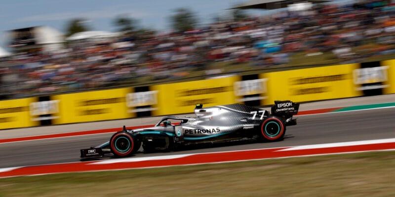 Kvalifikaci v Austinu vyhrál Valtteri Bottas