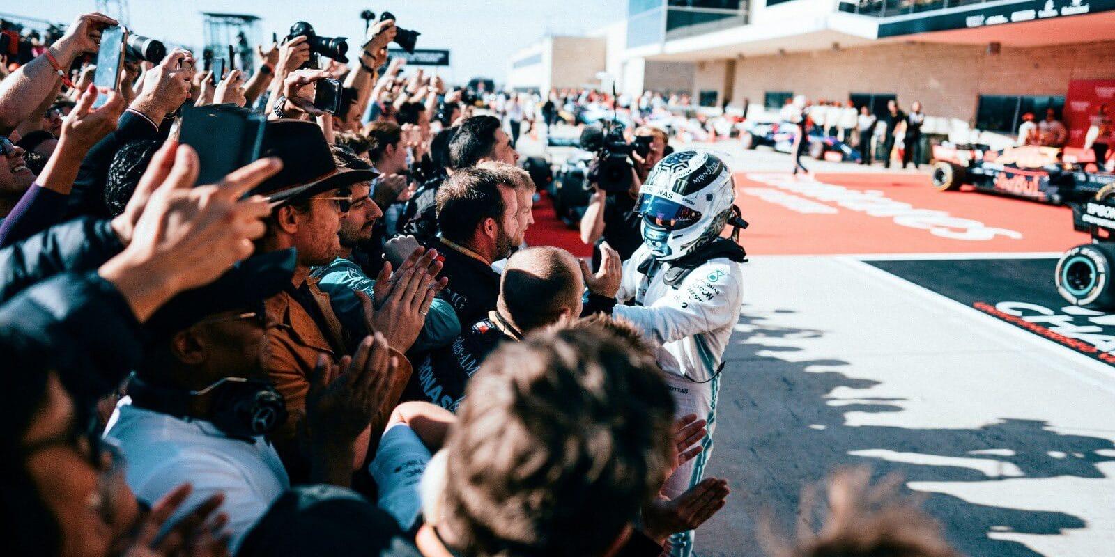 Bottas: Mám dobrý pocit, že jsem porazil Hamiltona