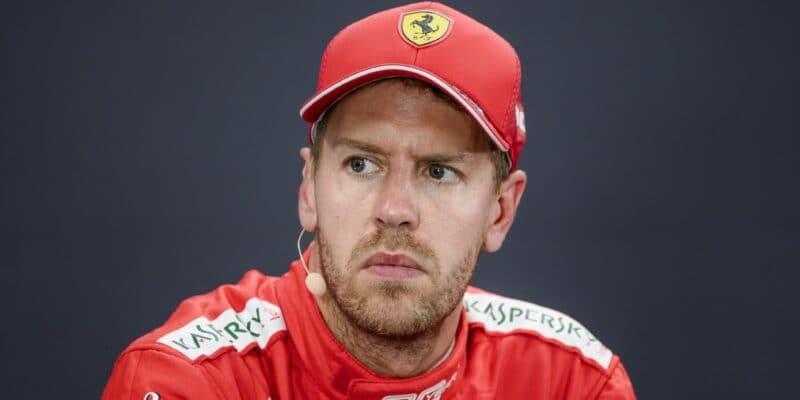 Vettela překvapilo vyřazení z druhé části kvalifikace