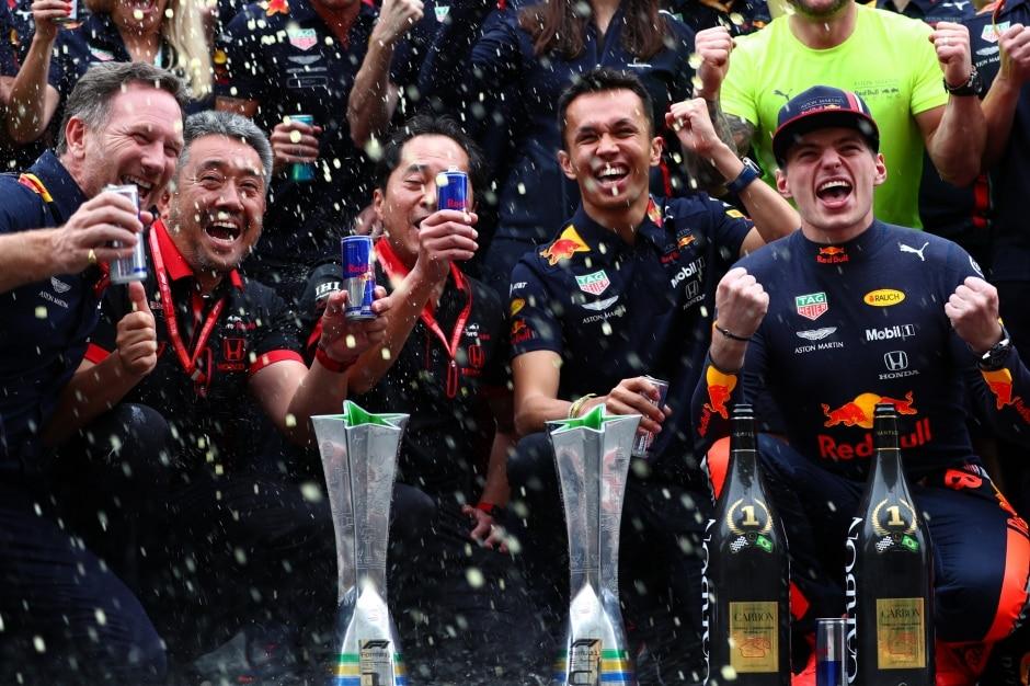 Honda zůstane ve Formuli 1 i v roce 2021