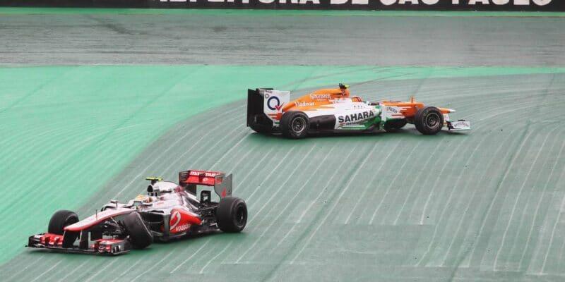 Hülkenbergův nejemotivnější závod? GP Brazílie 2012