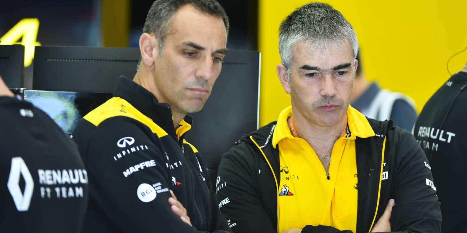 Renault opouští technický ředitel