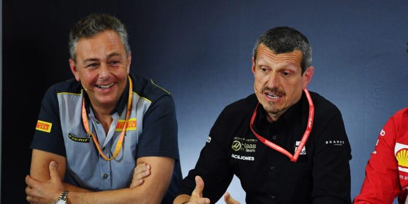 Steiner: F1 nemůže riskovat cestováním do Číny