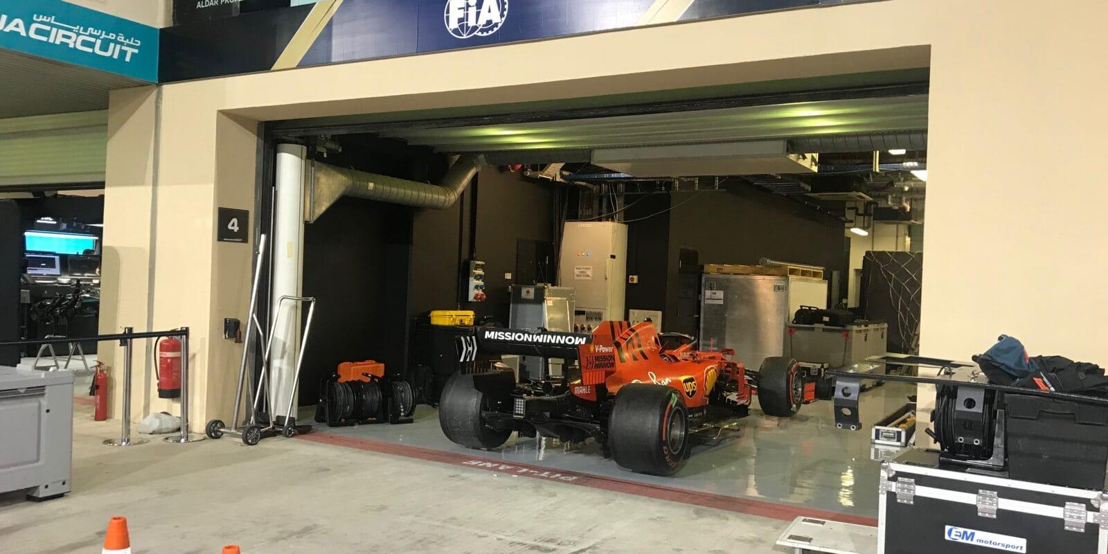 Ferrari potrestáno, přesto si Leclerc pódium ponechá