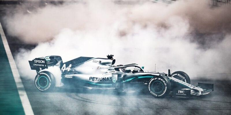 Mercedes spojil síly s týmem INEOS
