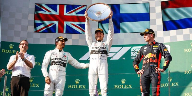 Bottas: Zbývá mi poslední krok, abych Lewise porazil
