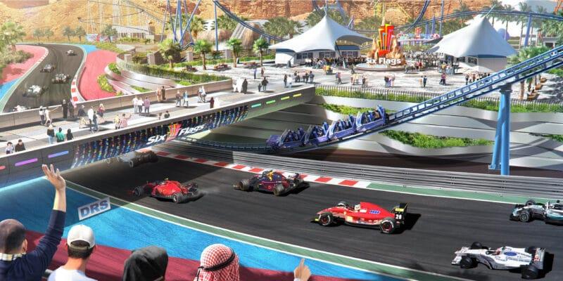 Saúdská Arábie chce od roku 2023 závod F1