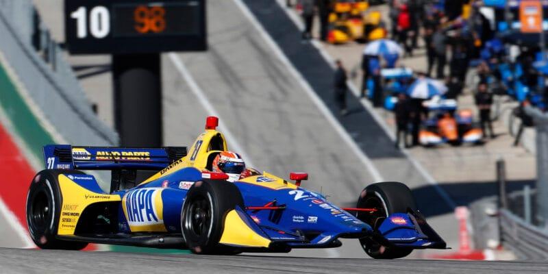 Rossi si po Alonsově výsledku v Dakaru ulevil