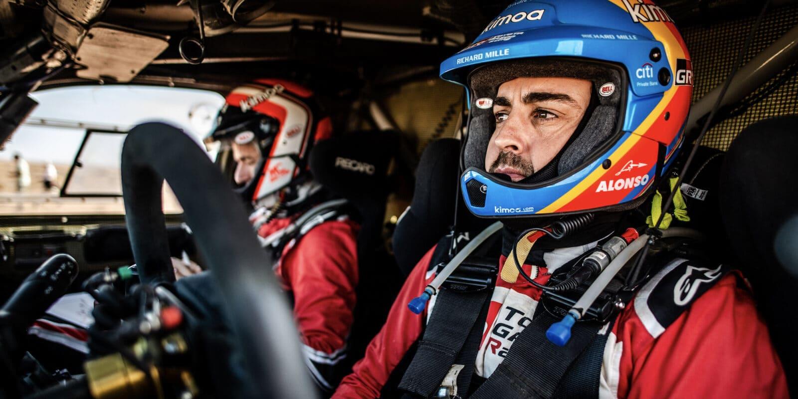 Alonso: Hamilton má slabiny, které nikdo neobjevil