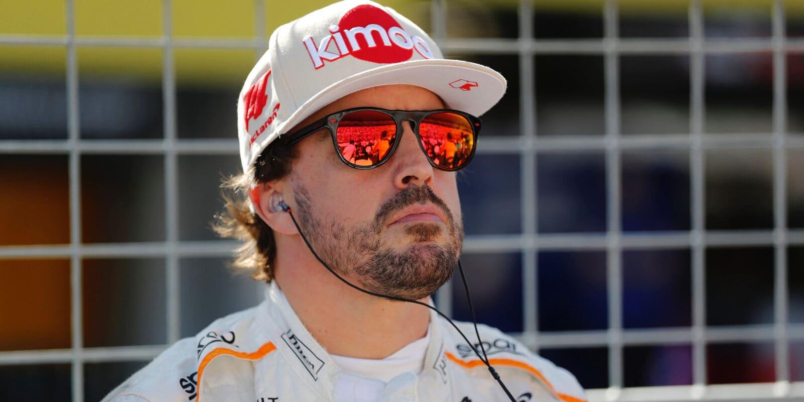 """Alonso se otevřel o komentáři """"GP2"""" motoru Hondy"""