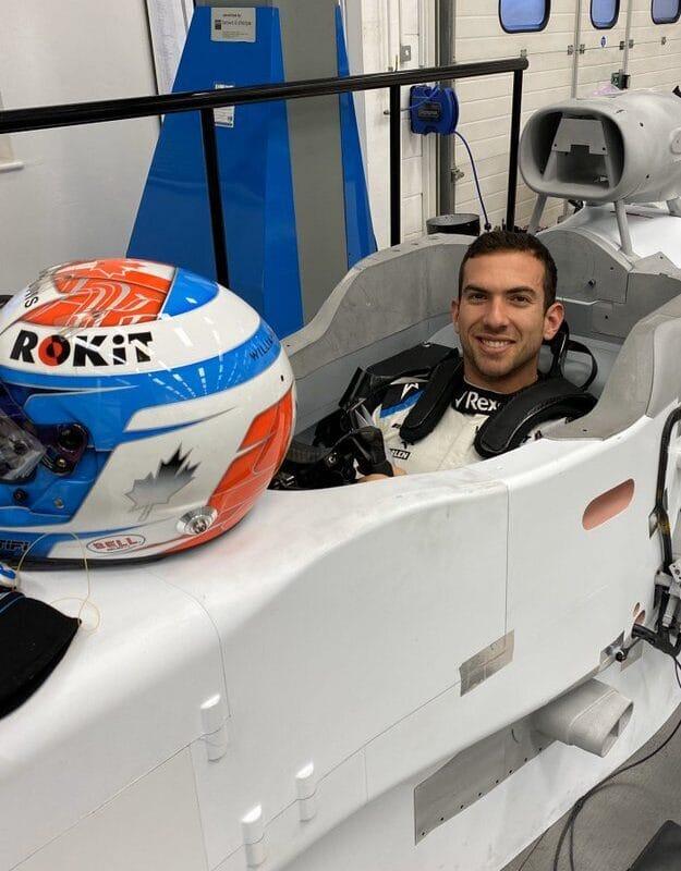 Latifi bude závodit s číslem Rosberga