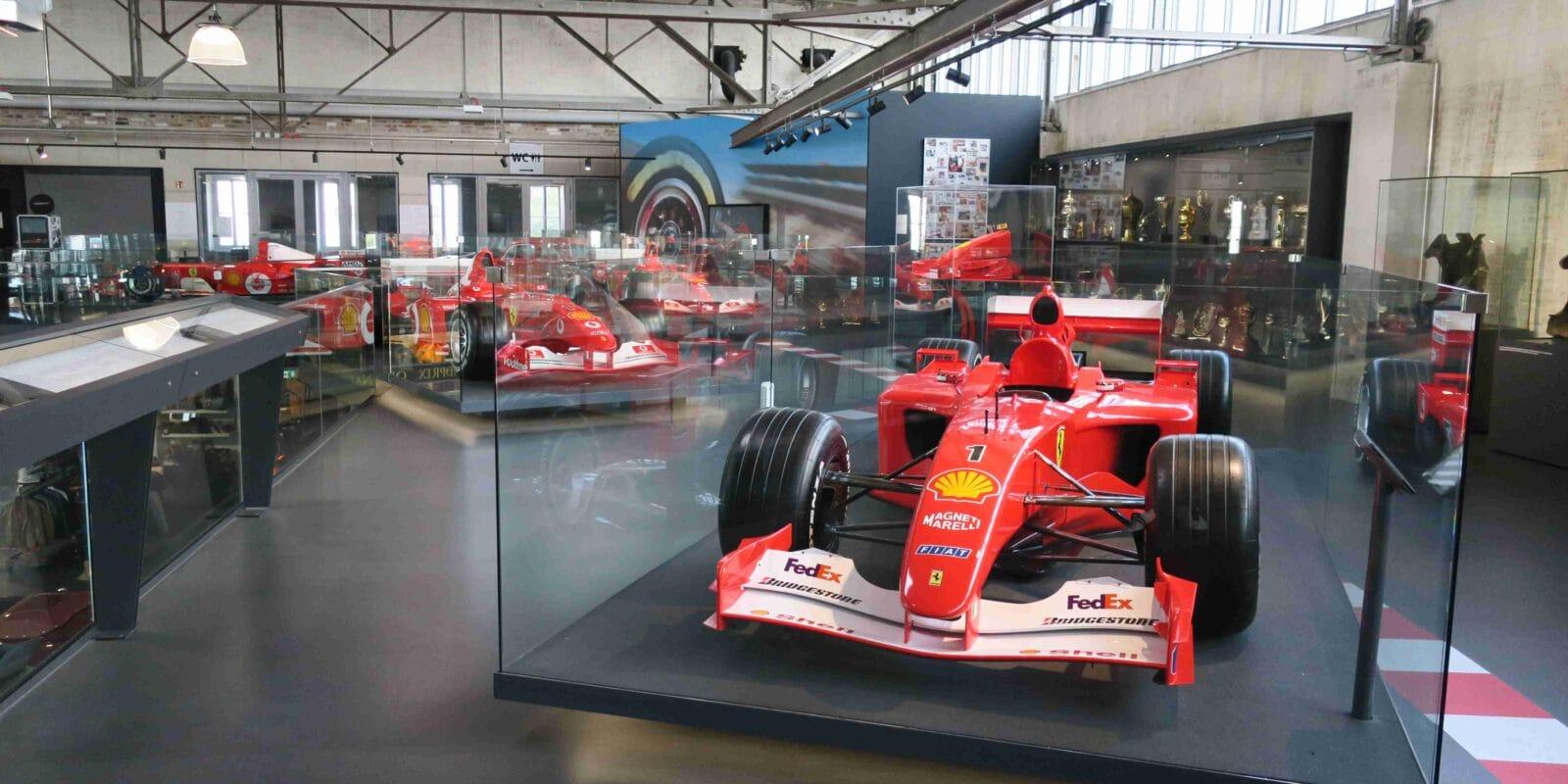 Muzeum Michaela Schumachera v Kolíně nad Rýnem