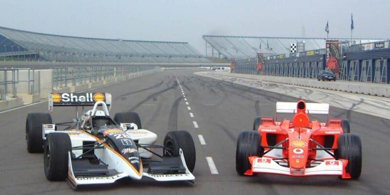 Závodníci IndyCar, kteří okusili monopost Formule 1