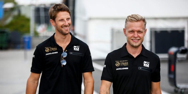 Můžeme se vrátit zpět, věří jezdci Haasu