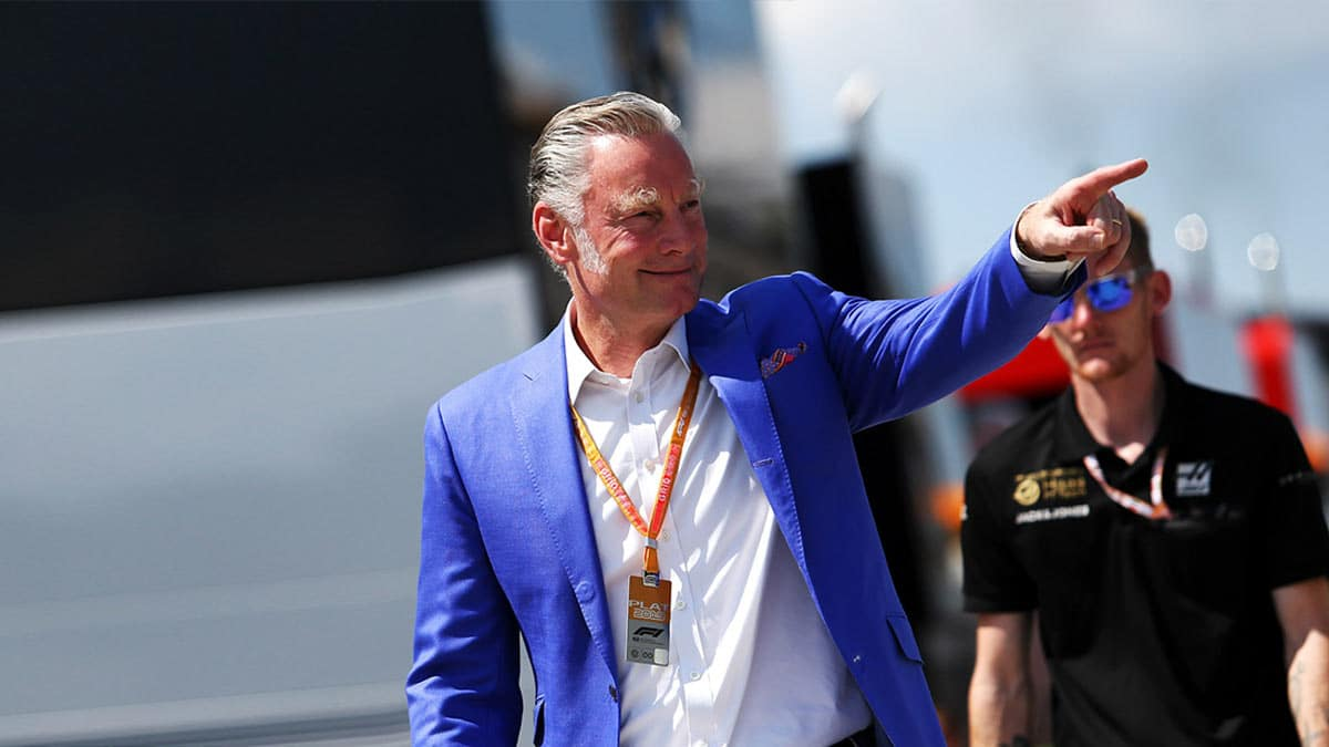 Bratches končí v roli obchodního ředitele F1