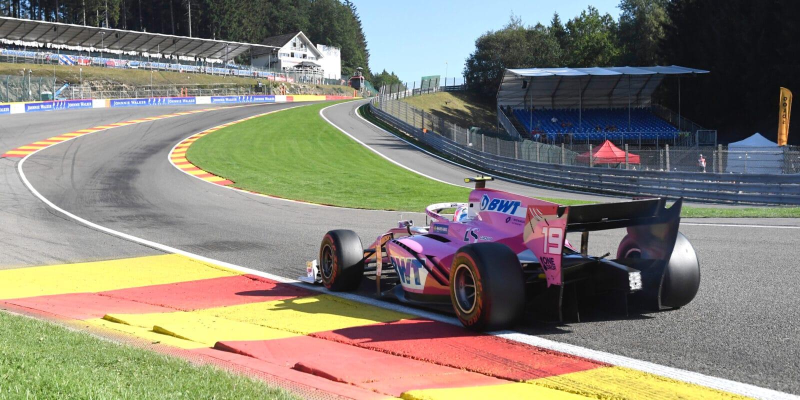 FIA zveřejnila zprávu o vyšetřování Hubertovy smrtelné nehody