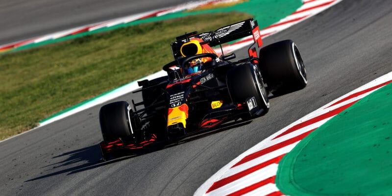 Albon chválí letošní vůz Red Bullu