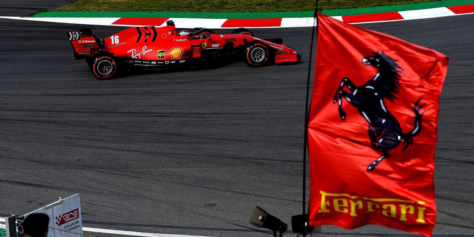 Ferrari žádá od vedení F1 ujištění ohledně koronaviru