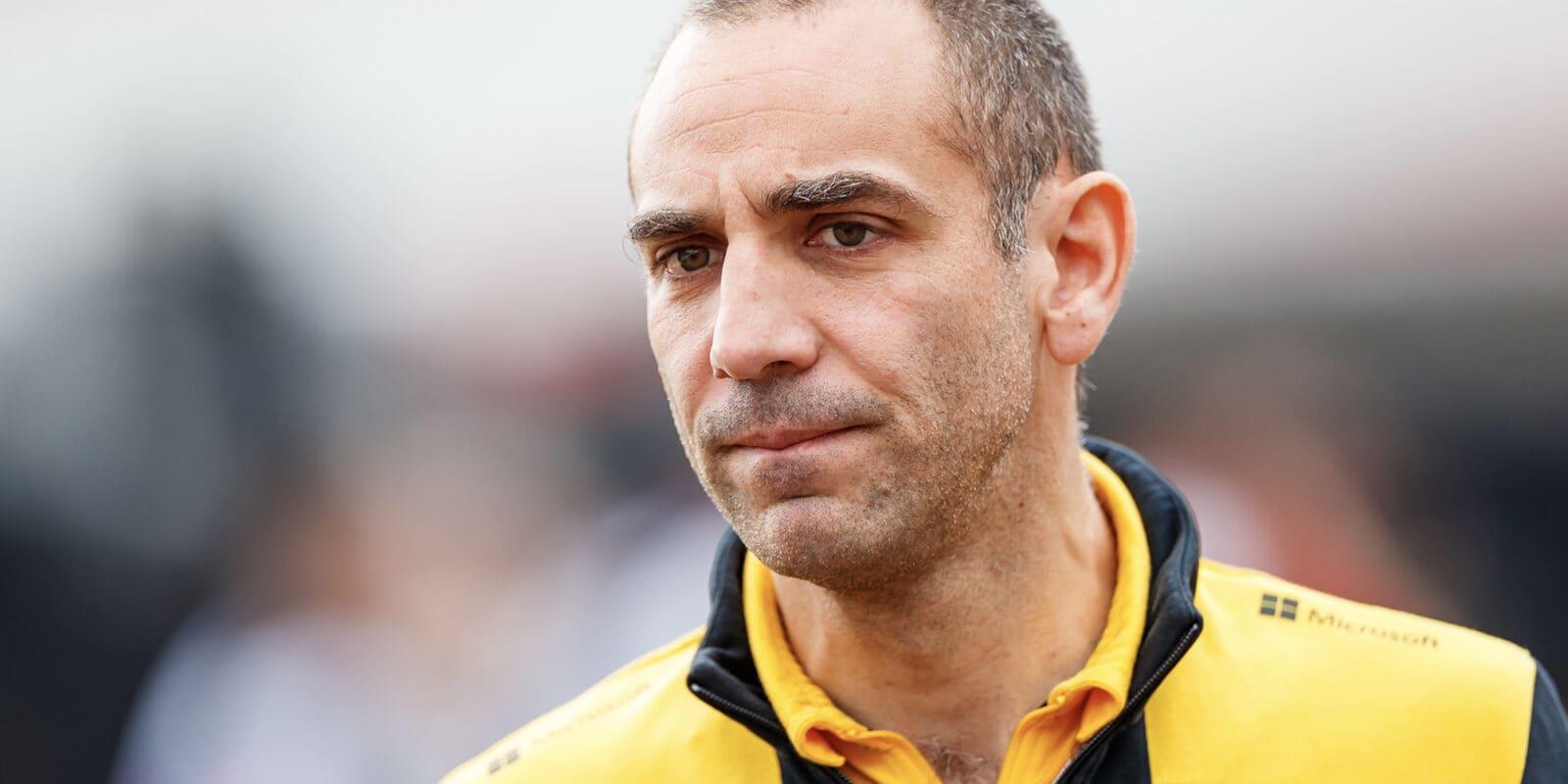 Abiteboul: Máme jistotu, že v F1 zůstaneme