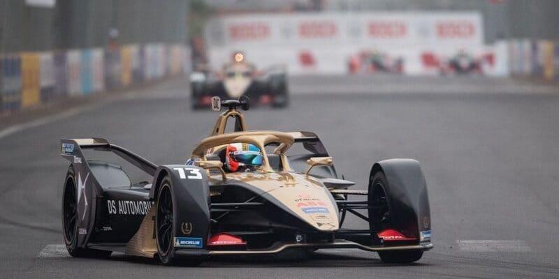 V marrákešské ePrix zvítězil da Costa na DS Techeetah