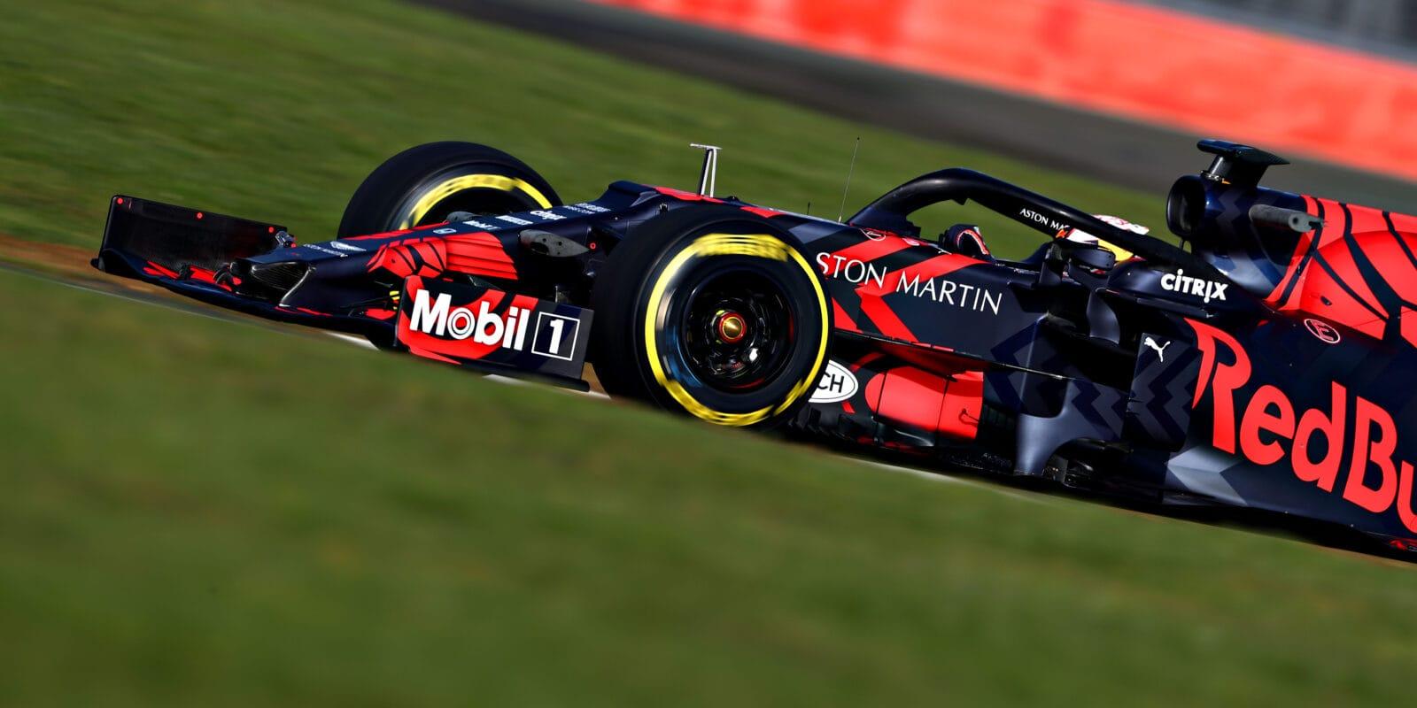 Skládačka kompletní. Red Bull zveřejnil, kdy ukáže nový vůz