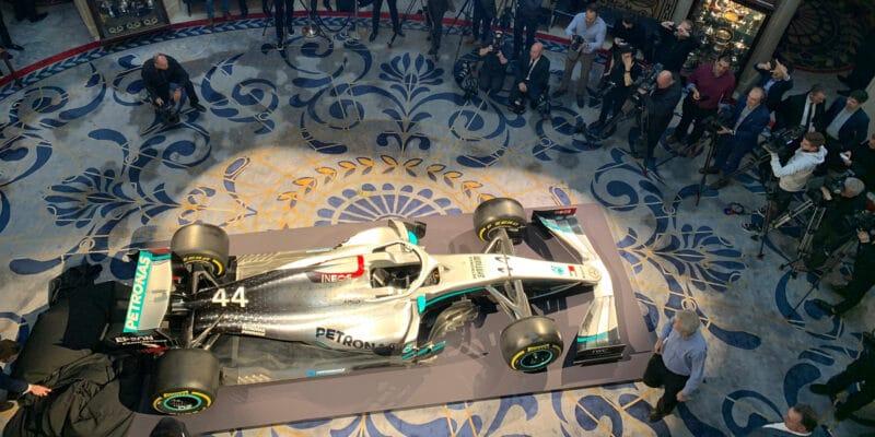 Mercedes odhalil zbarvení pro rok 2020