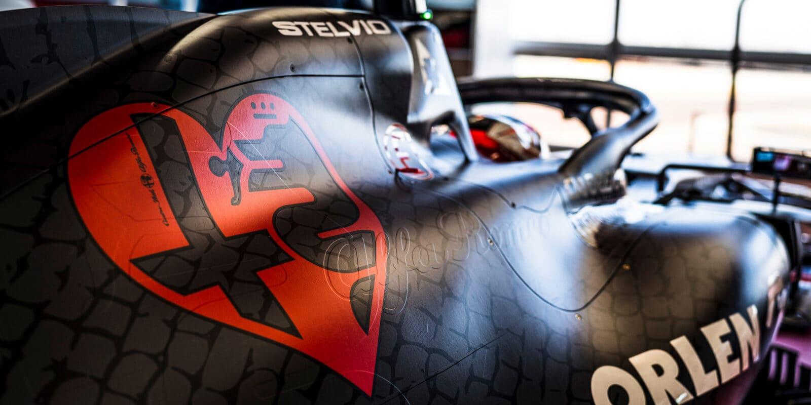 Kubica bude jako první řídit nový vůz Alfy Romeo