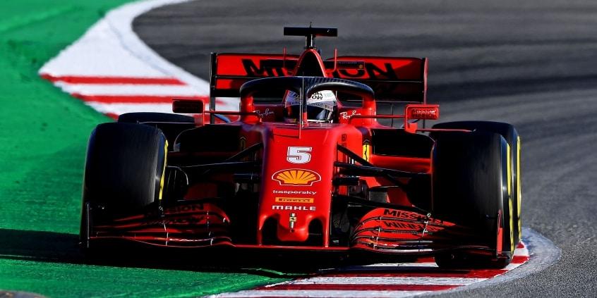 Ferrari identifikovalo problém motoru