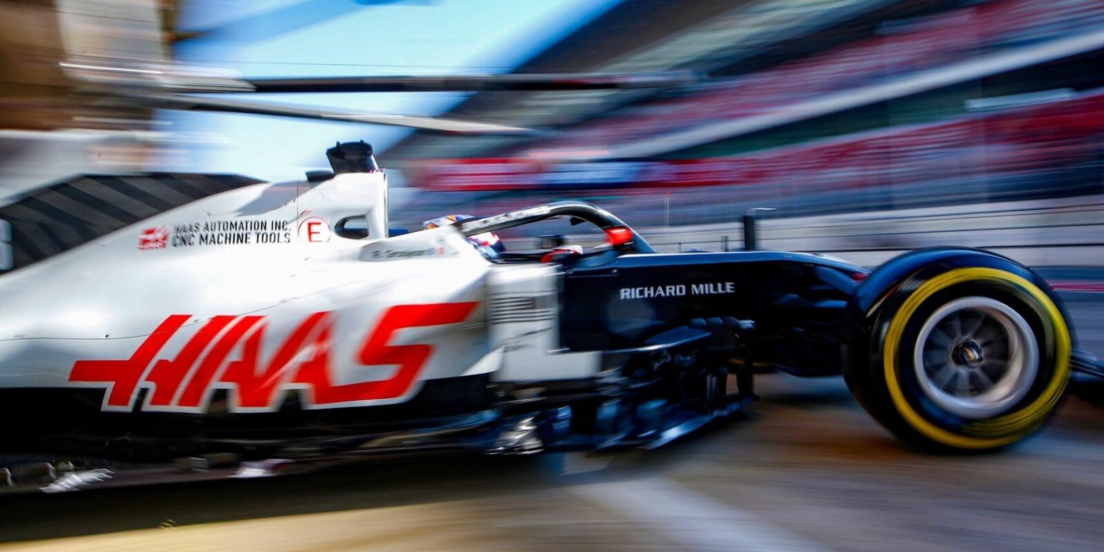 Formule 1 není sport, říká Romain Grosjean