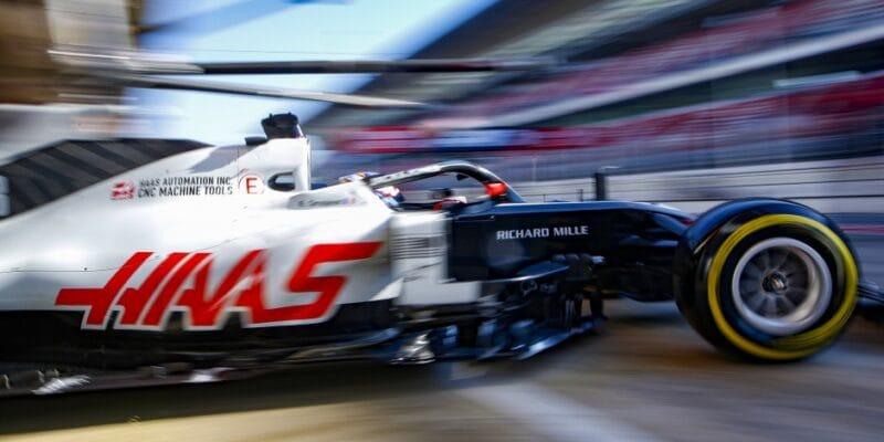 Haas potvrdil rezervního a testovacího jezdce