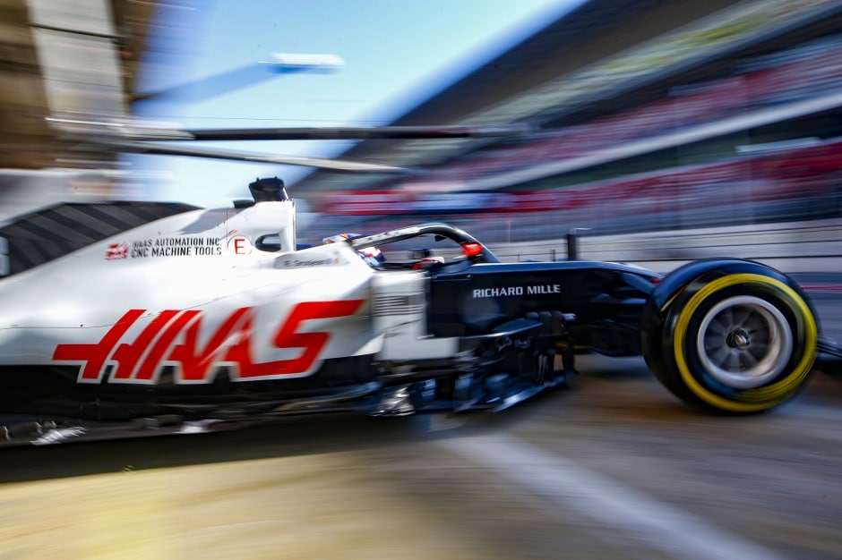 Haas objasnil Magnussenovu nehodu