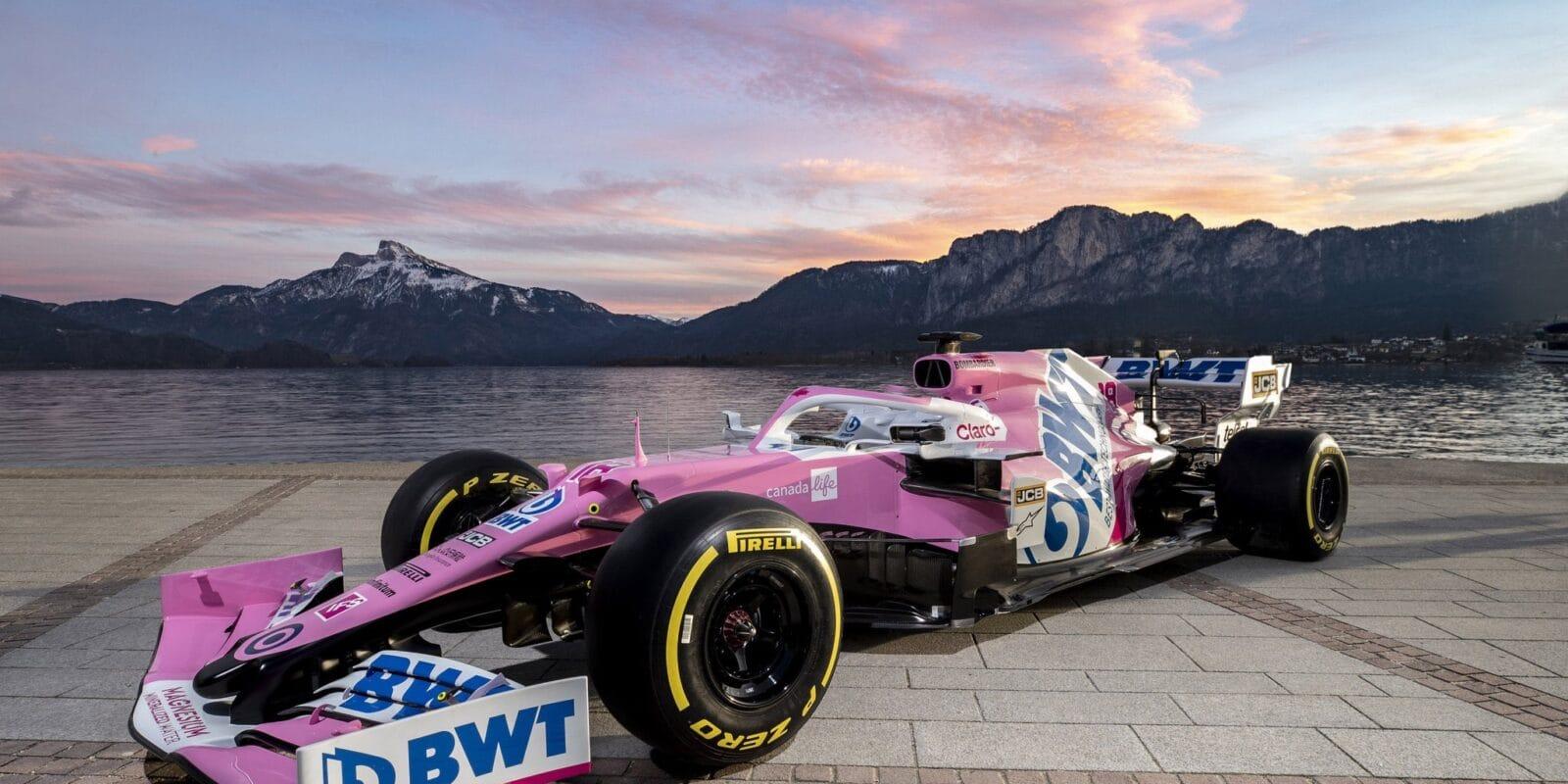 Racing Point představil letošní monopost