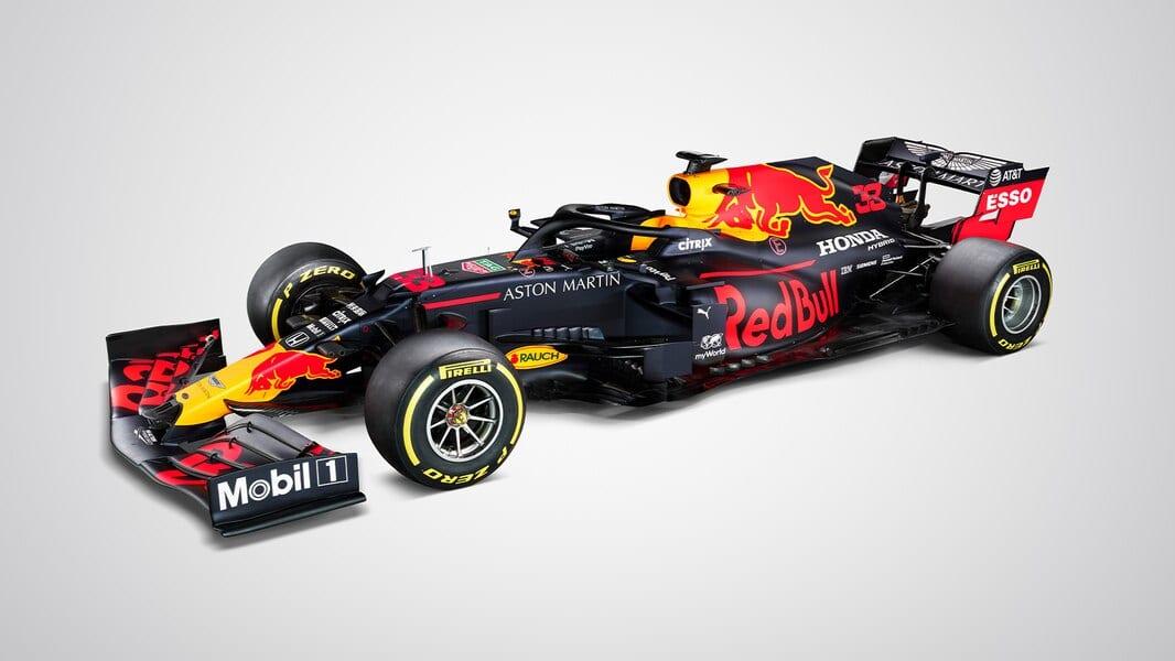 Red Bull představil světu vůz pro rok 2020