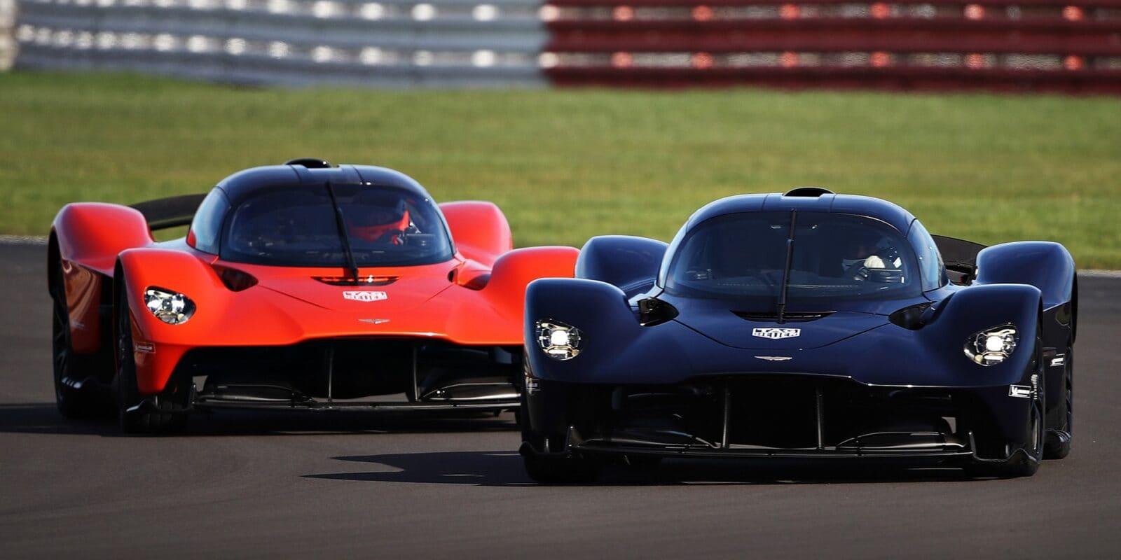 Aston Martin své Valkyrii přestřihl křídla, do Le Mans nenastoupí
