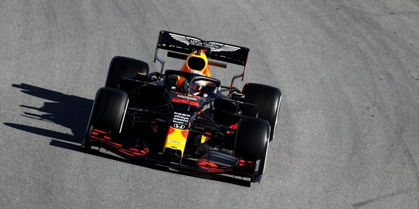 Verstappen po roztočení odmítá, že je vůz nestabilní