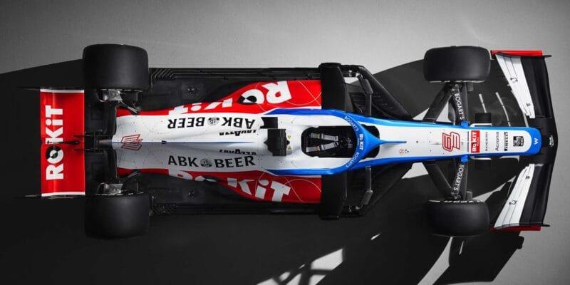 Williams představil designově revoluční FW43
