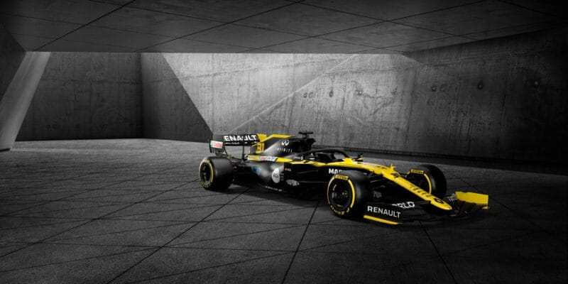 Renault ukázal RS20 v letošních barvách