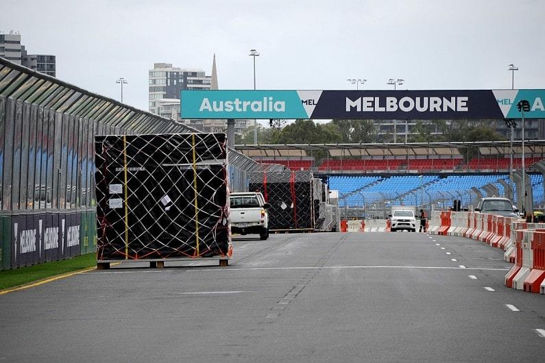 Austrálie svůj závod chce, pokusí se najít nový termín