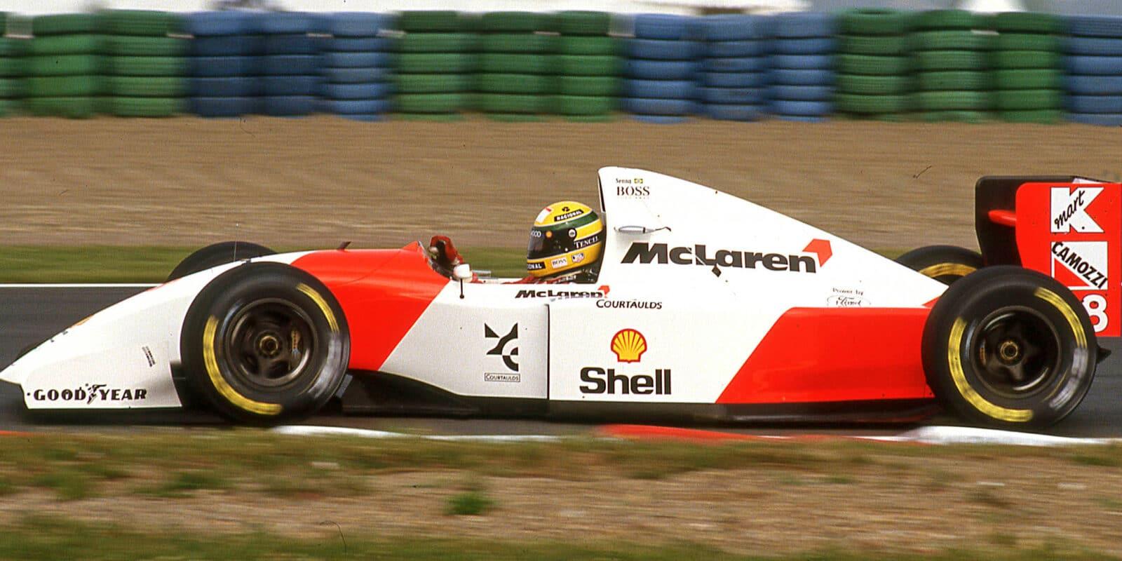 Ayrton Senna by dnes oslavil 60. narozeniny