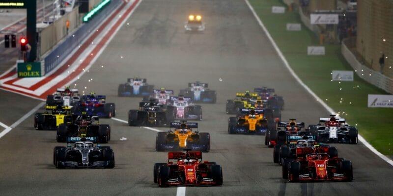 Ticho na tribunách: V Bahrajnu se pojede bez diváků