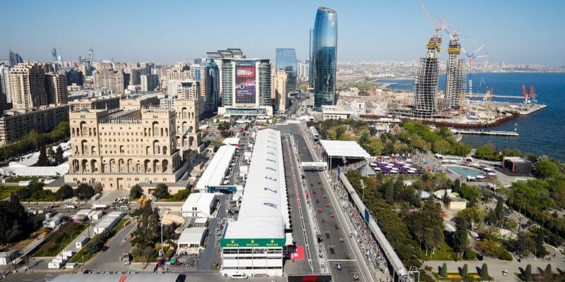 Sezóna nezačne ani v Baku, tamní závod odložen