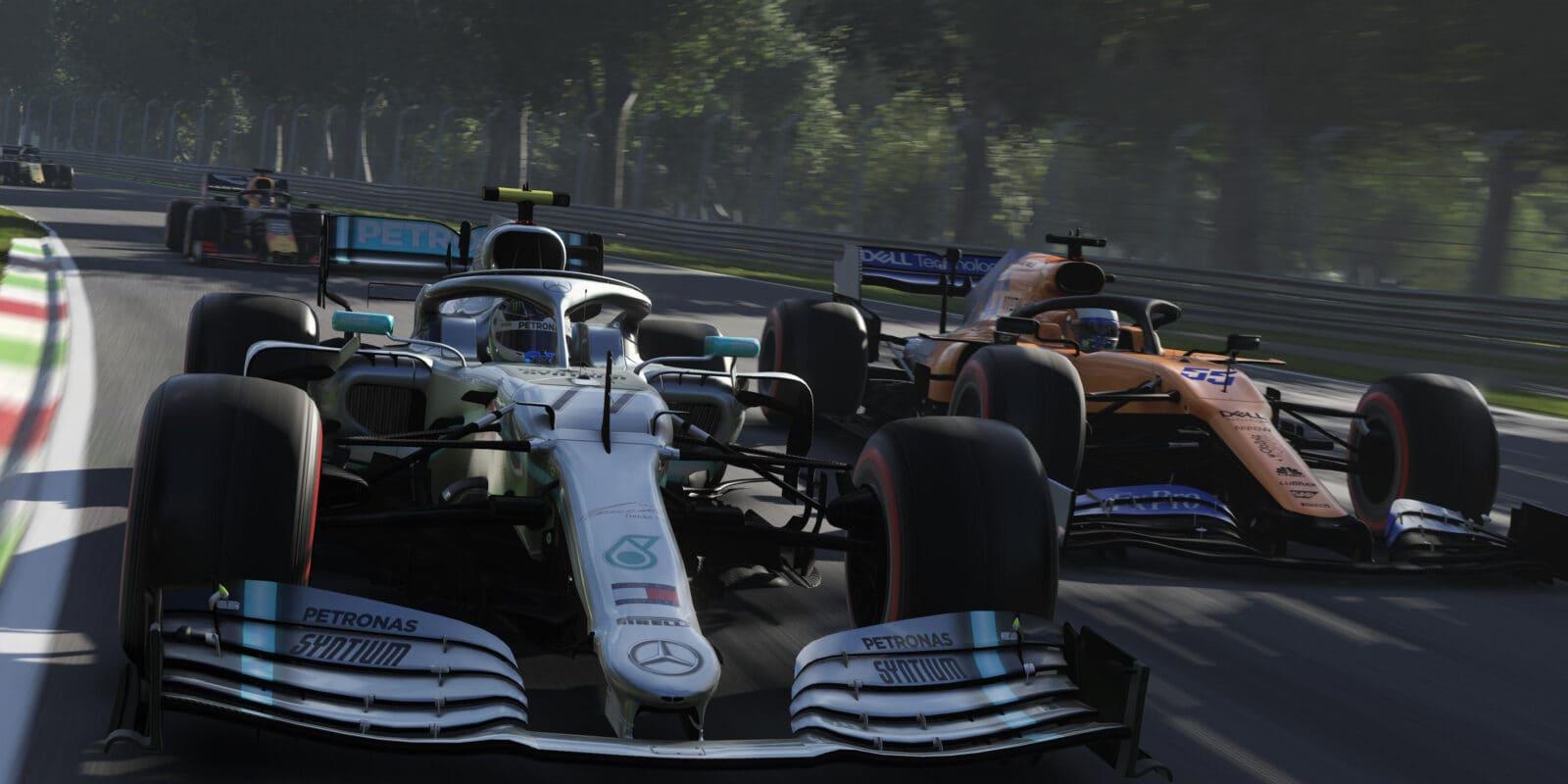 Chybí vám závodění? Formule 1 nabízí virtuální alternativu