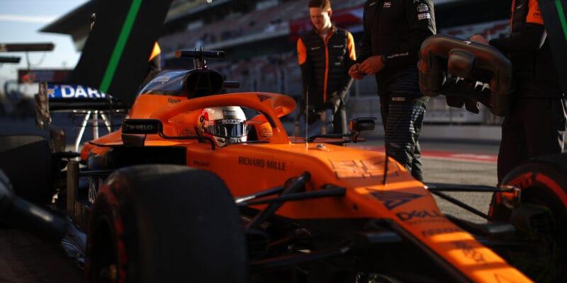 McLaren v Austrálii nepojede, test na koronavirus je pozitivní